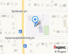 Компания Средняя общеобразовательная школа №7 на карте города