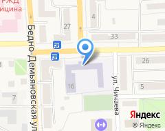 Компания Рузаевская гимназия №1 на карте города