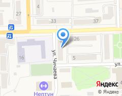Компания Нотариус Проняшина М.В. на карте города