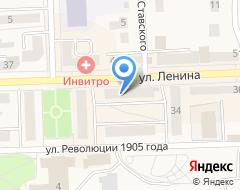 Компания Банкомат Мордовпромстройбанк на карте города