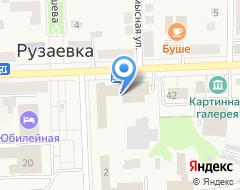 Компания АКБ Экспресс-Волга, ЗАО на карте города