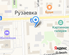 Компания Ростелеком на карте города