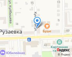 Компания Билайн на карте города