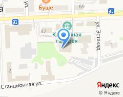 Компания Росгосстрах-Мордовия СОАО на карте города