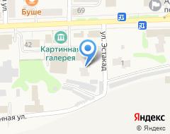 Компания Белый ветер на карте города