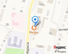Компания Рузаевский отдел Дорожного учебного центра на карте города
