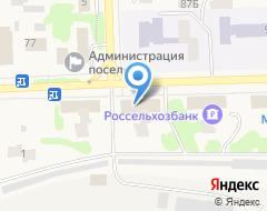 Компания Пионер-М на карте города