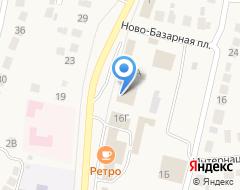 Компания Спец на карте города