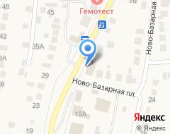 Компания Пегас на карте города