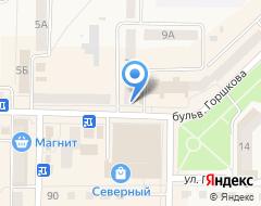 Компания Копейка на карте города