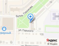 Компания Почтовое отделение №9 на карте города