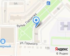 Компания Tele2 на карте города