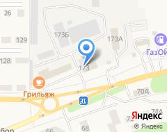 Компания Техтрансконтроль на карте города