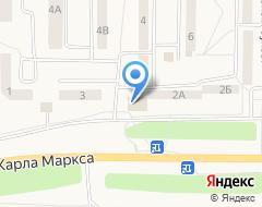 Компания Глория на карте города