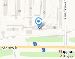 Компания Аптечный пункт на карте города