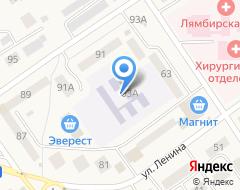 Компания Лямбирский детский сад №3 на карте города