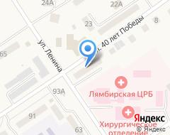 Компания Строящиеся объекты на карте города