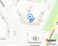 Компания Совкомбанк на карте города