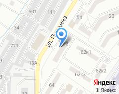 Компания Русский свет на карте города