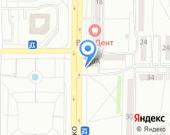 Компания Нотариус Акимова Т.И. на карте города