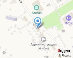 Компания ЗАГС Лямбирского муниципального района на карте города