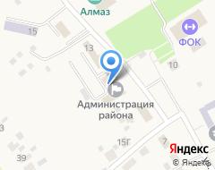 Компания Фонд социального страхования РФ по Республике Мордовия на карте города
