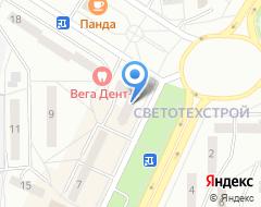 Компания Банкомат, Банк ВТБ, ПАО на карте города