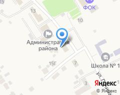 Компания Социальная защита населения по Лямбирскому району Республики Мордовия на карте города