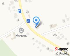 Компания Оптовая база Мордовпотребсоюза на карте города