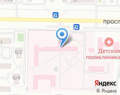 Компания Росгосстрах-Мордовия-Медицина на карте города