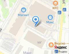 Компания Дива Керамика на карте города