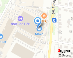 Компания Банкомат АКБ МОСОБЛБАНК на карте города