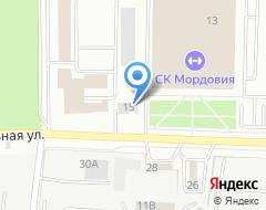 Компания ИНВОЙС на карте города