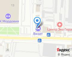 Компания СтройЦемСбыт на карте города