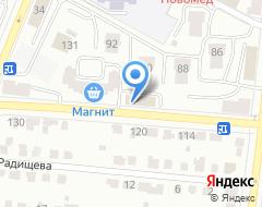 Компания Инвест–Бонд на карте города