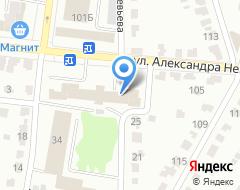 Компания Государственный региональный центр стандартизации метрологии и испытаний в Республике Мордовия на карте города