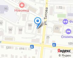 Компания РусСтрой на карте города