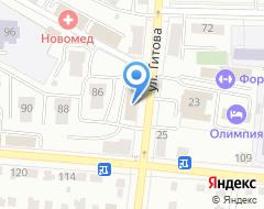 Компания Нотариус Поспелова С.А. на карте города