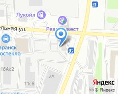 Компания Ломбард-Альфа на карте города