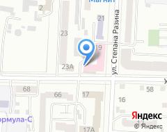 Компания Компания 3D дизайна на карте города