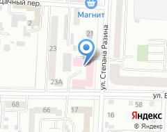 Компания Мордовагроводпроект на карте города