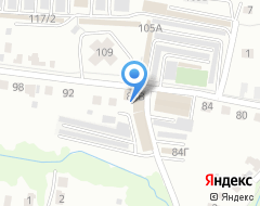 Компания МордовСтройКомплект на карте города