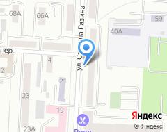 Компания КрепМастер на карте города