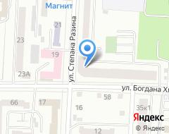 Компания Время Страхования на карте города
