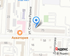 Компания ГлобалПатент на карте города