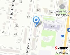 Компания ВСК, ОСАО на карте города
