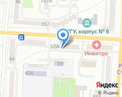 Компания Технотэкс-Кев на карте города