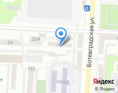 Компания Инженерия-Строй на карте города