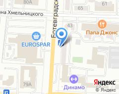 Компания Новые Ворота на карте города
