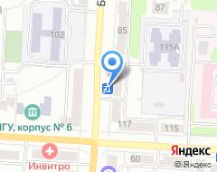 Компания Доверие на карте города